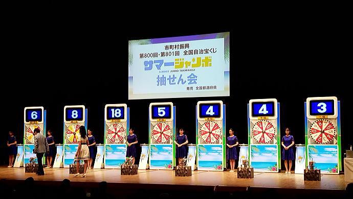 2019 年 サマー ジャンボ 【宝くじ公式サイト】
